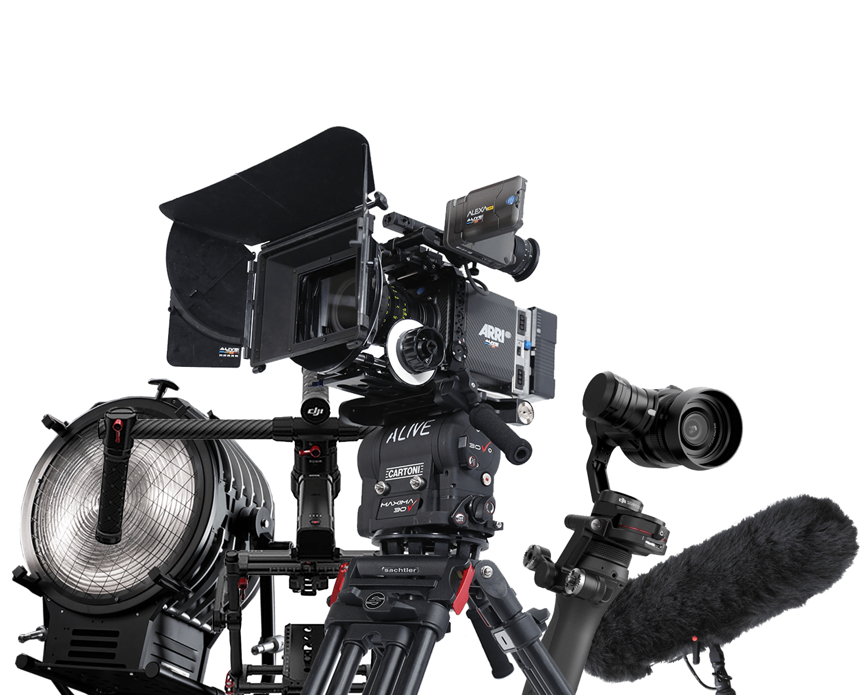 location matériel audiovisuel